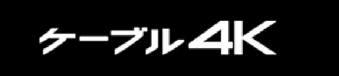 ケーブル4K ロゴ